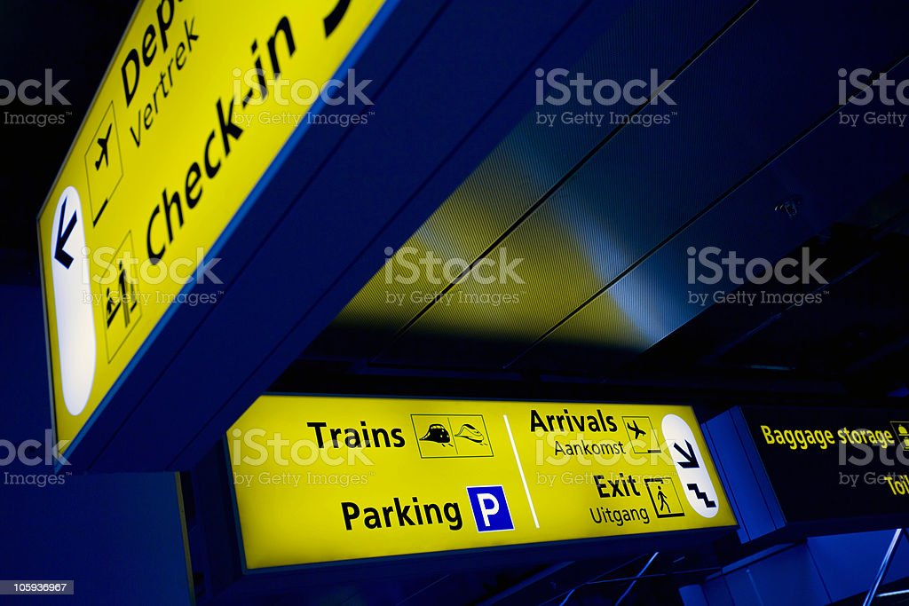 check in royalty-free stock photo