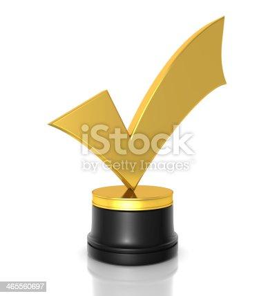 istock Check Mark Award 465560697