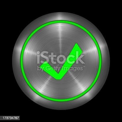 istock Check Mark Button 173734767