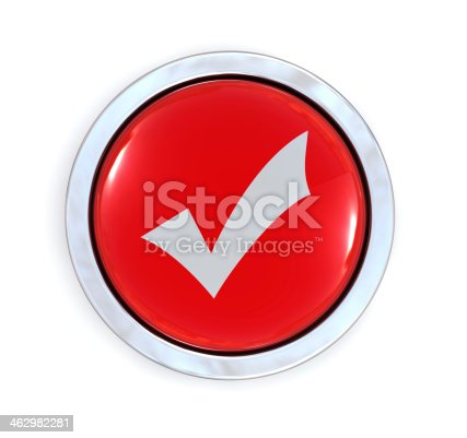 istock Check Mark Button 462982281