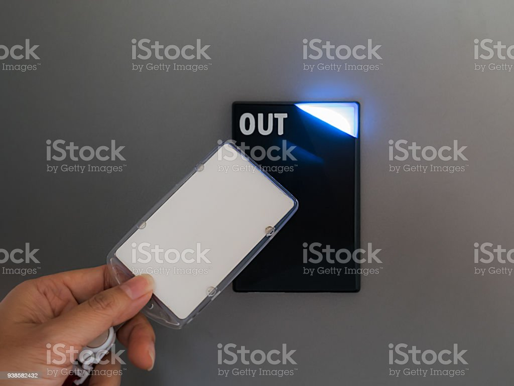 Check Out stock photo