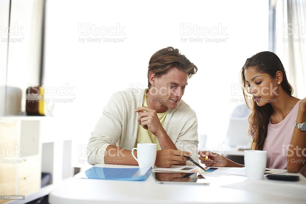 Check this out royalty-free stock photo