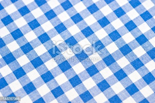 blue and white bavarian pattern