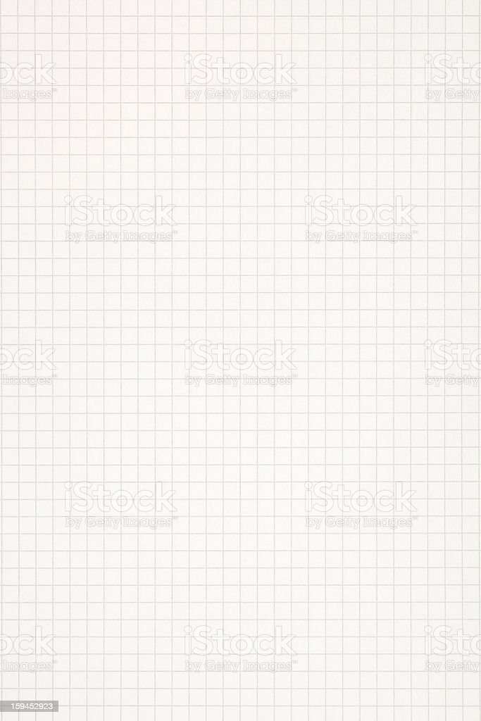 Checked paper background stock photo