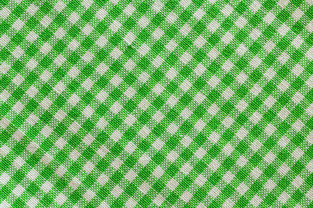 Checked tablecloth texture Checked tablecloth texture. plaid stock pictures, royalty-free photos & images