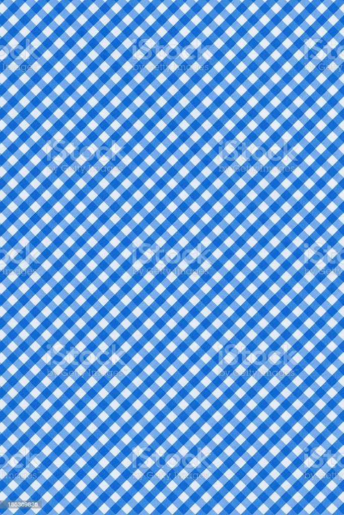 Checkered cloth pattern royalty-free stock photo