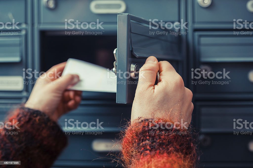 Checking for mail