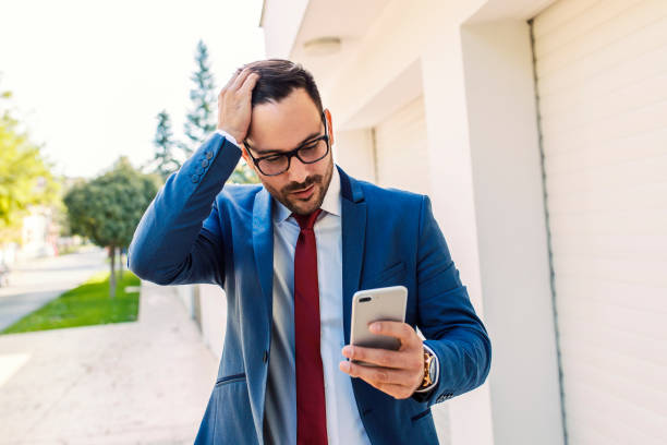 checking phone - reminder stock photos and pictures