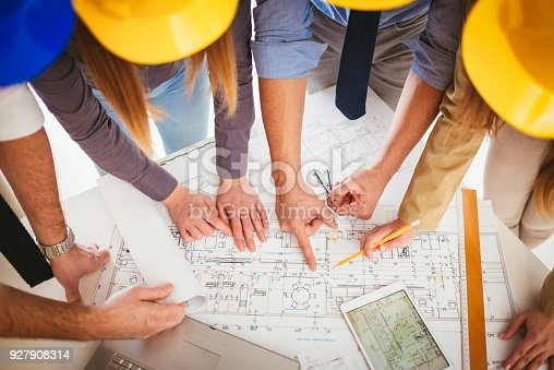 istock Checking Plan Project 927908314