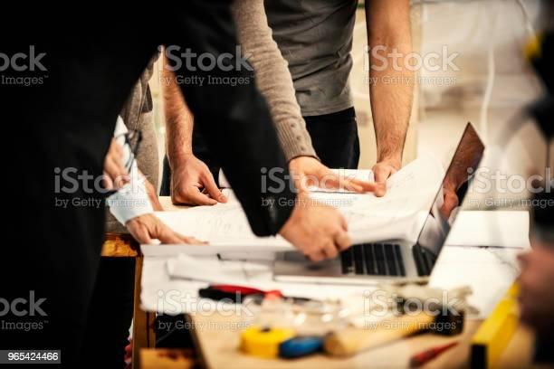 진행 확인 건설 산업에 대한 스톡 사진 및 기타 이미지