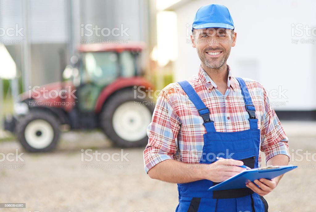 Checking some data from the clipboard royalty-free stock photo