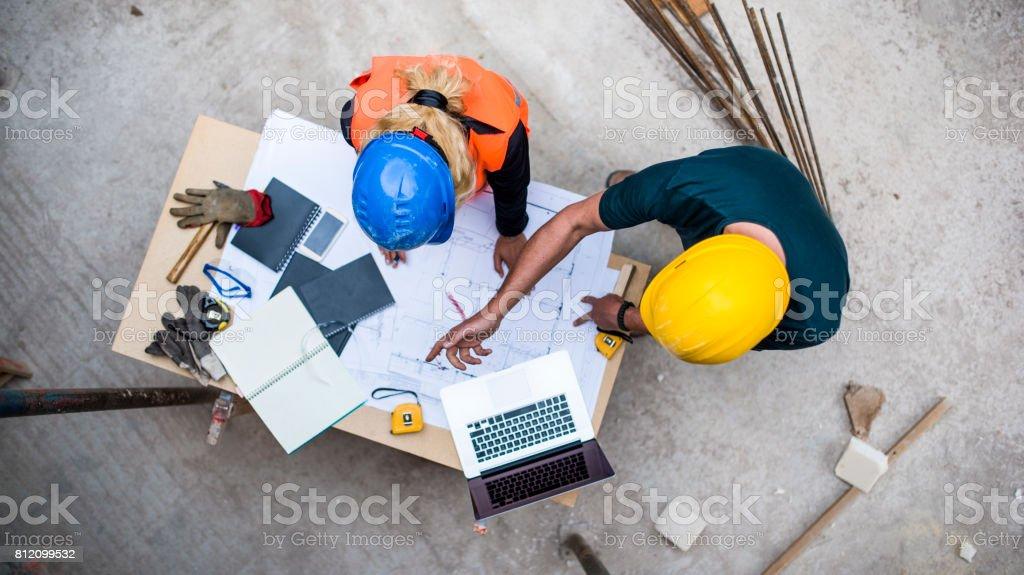 Überprüfung der Werkzeuge – Foto