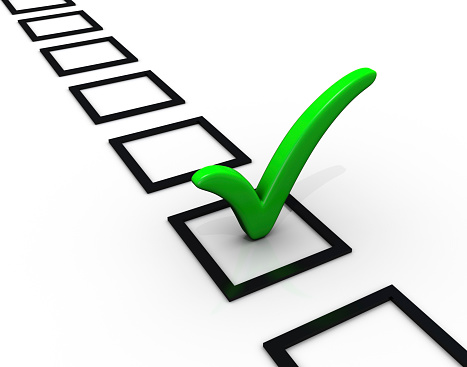 istock Checklist 494349111