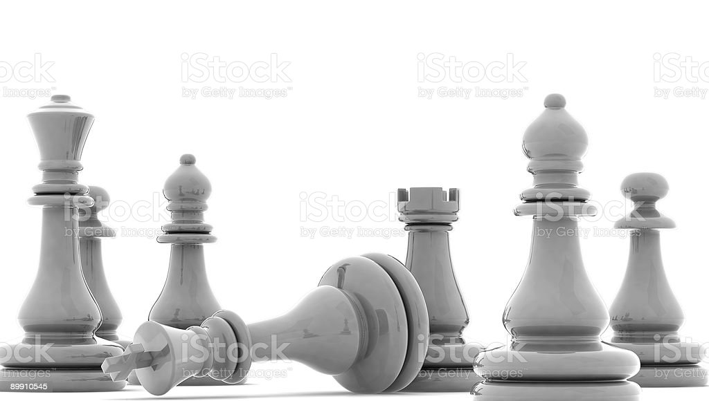 Checkmate! royalty-free stock photo