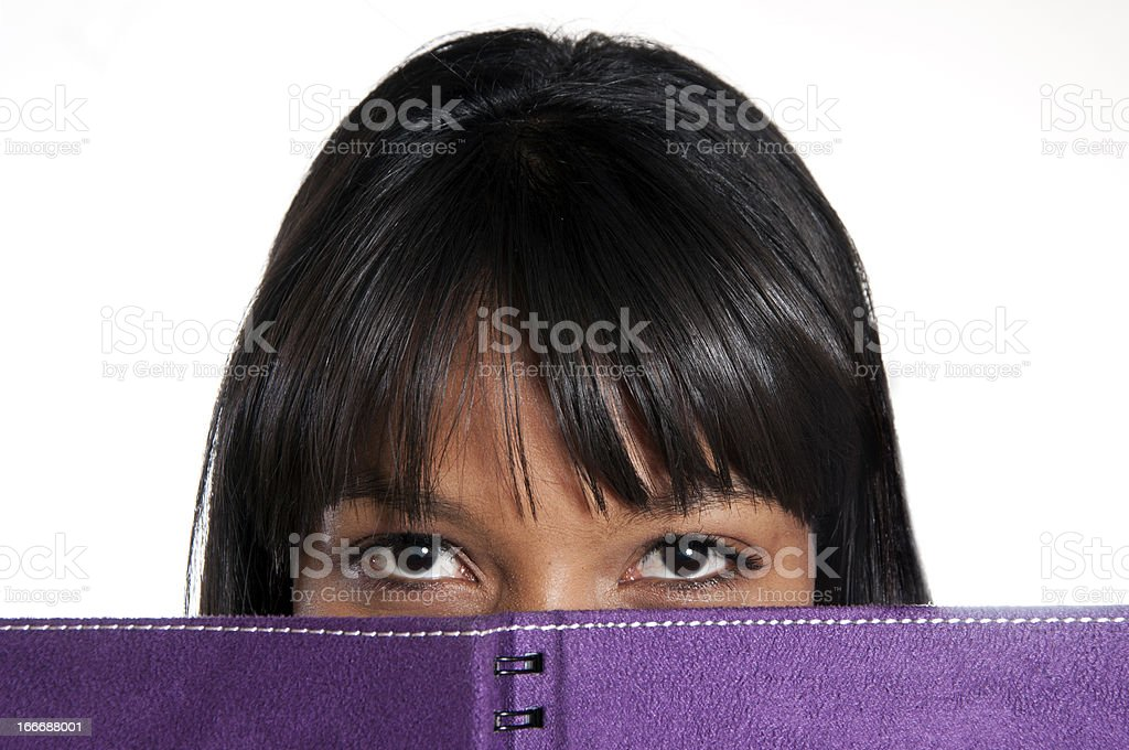 cheeky student royalty-free stock photo