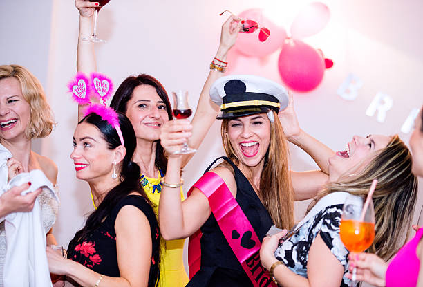Image result for bachelorette party stock photo