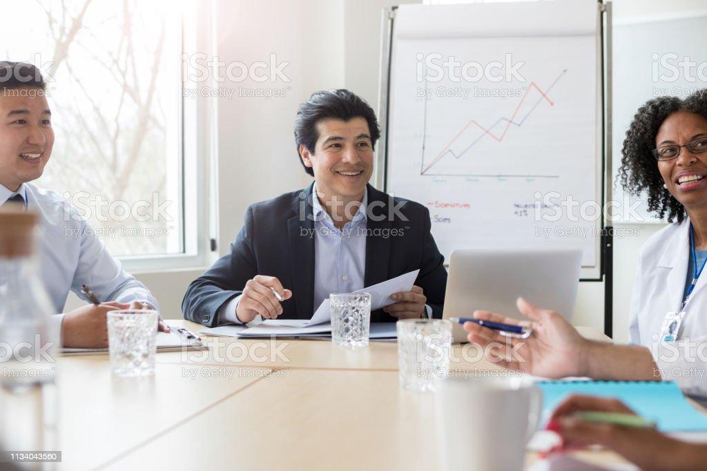 Rencontrer des professionnels