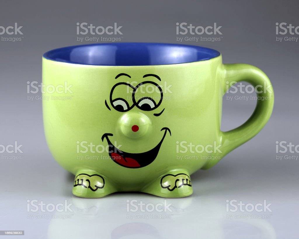 tazza allegra royalty-free stock photo