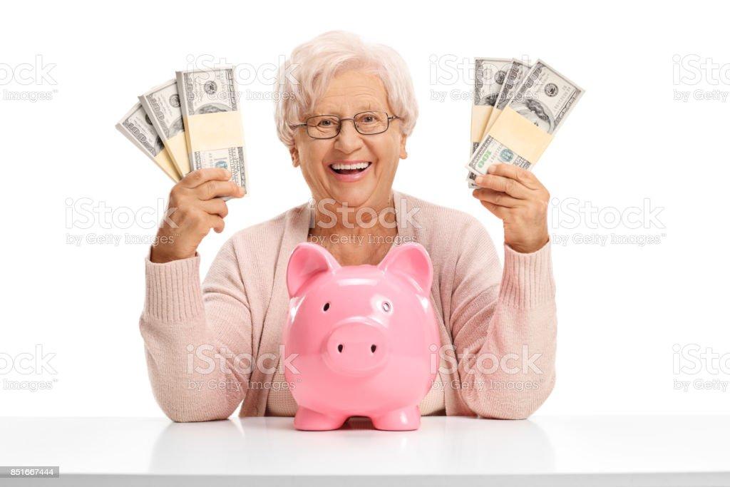 Free money elderly