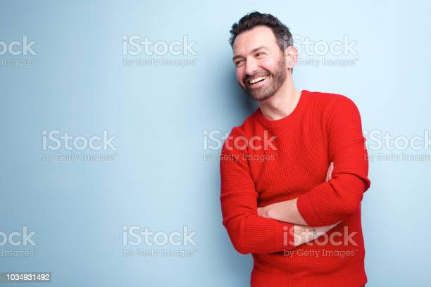 Cheerful man with beard laughing against blue background picture id1034931492?b=1&k=6&m=1034931492&s=612x612&h=ugksswy2xqagzaoob4nxedbyw71wa9pb7iqbkuxalx4=