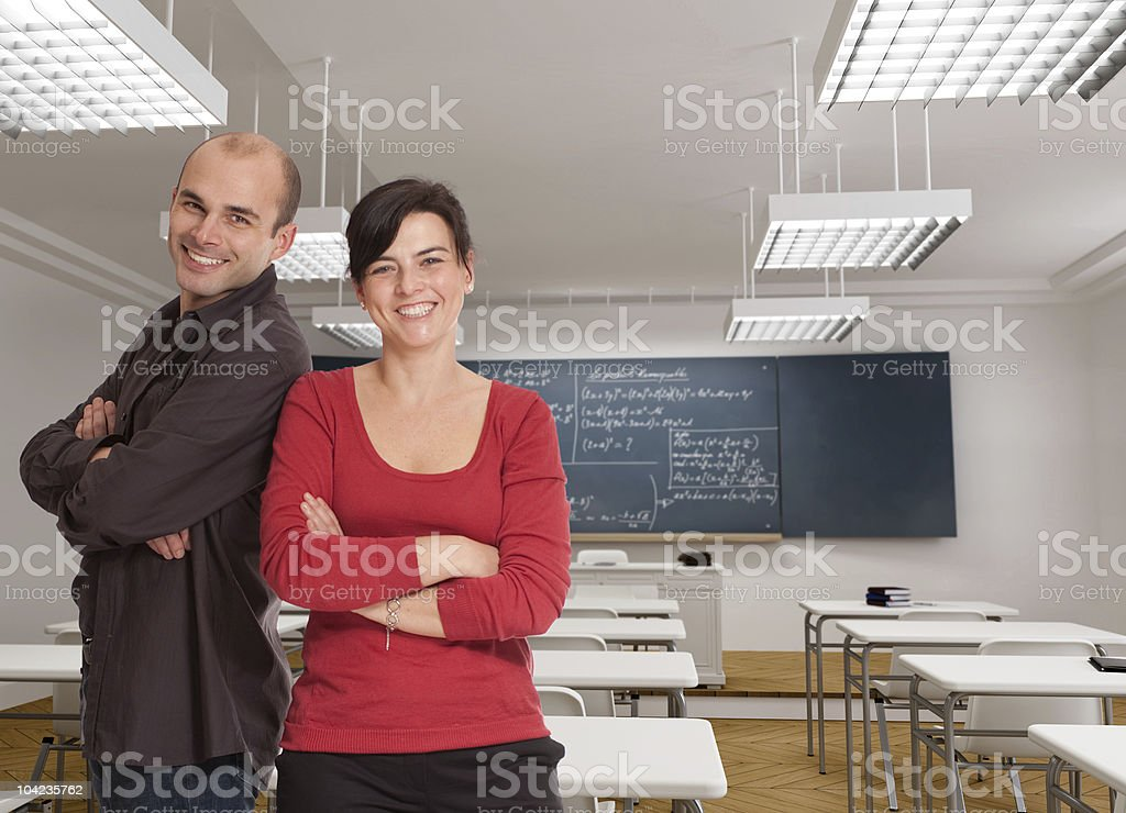 Fröhlich Unterricht Mitarbeiter – Foto