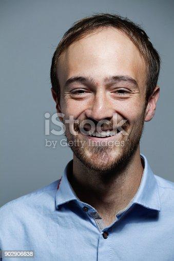 612752180istockphoto Cheerful White man Portrait 902906638