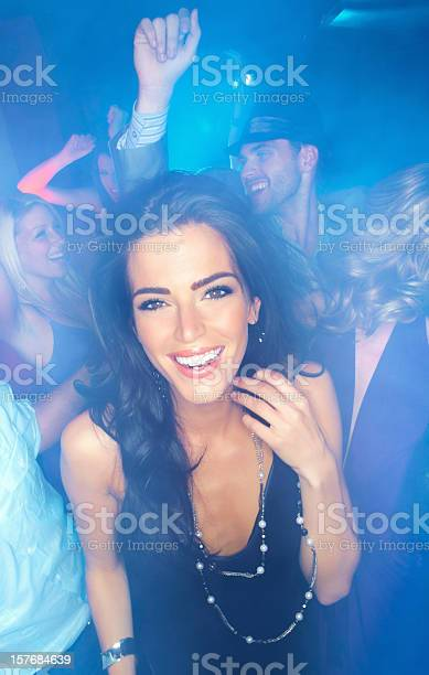 Cheerful young woman dancing with her friends at a disco picture id157684639?b=1&k=6&m=157684639&s=612x612&h=wb1ml4ocnkw9beg59 jdo91wodiv7ffp38twqgqjbvg=