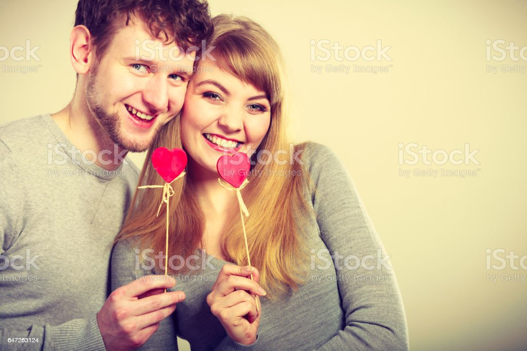 Cheerful youngsters playing together. stock photo