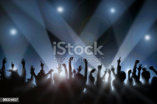 istock Cheering Crowd 3 96004607