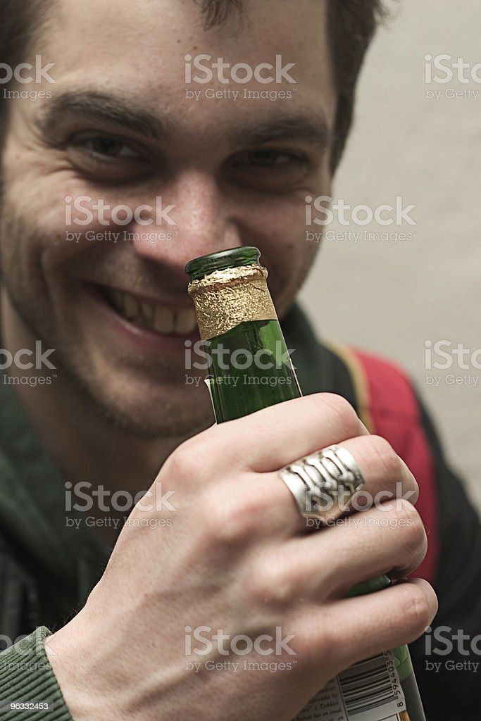 Cheers, mate! royalty-free stock photo