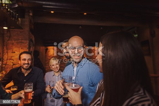 933516938 istock photo Cheers to us! 933572828