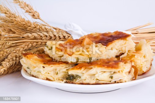 delicious pies (cheese and minced meat)