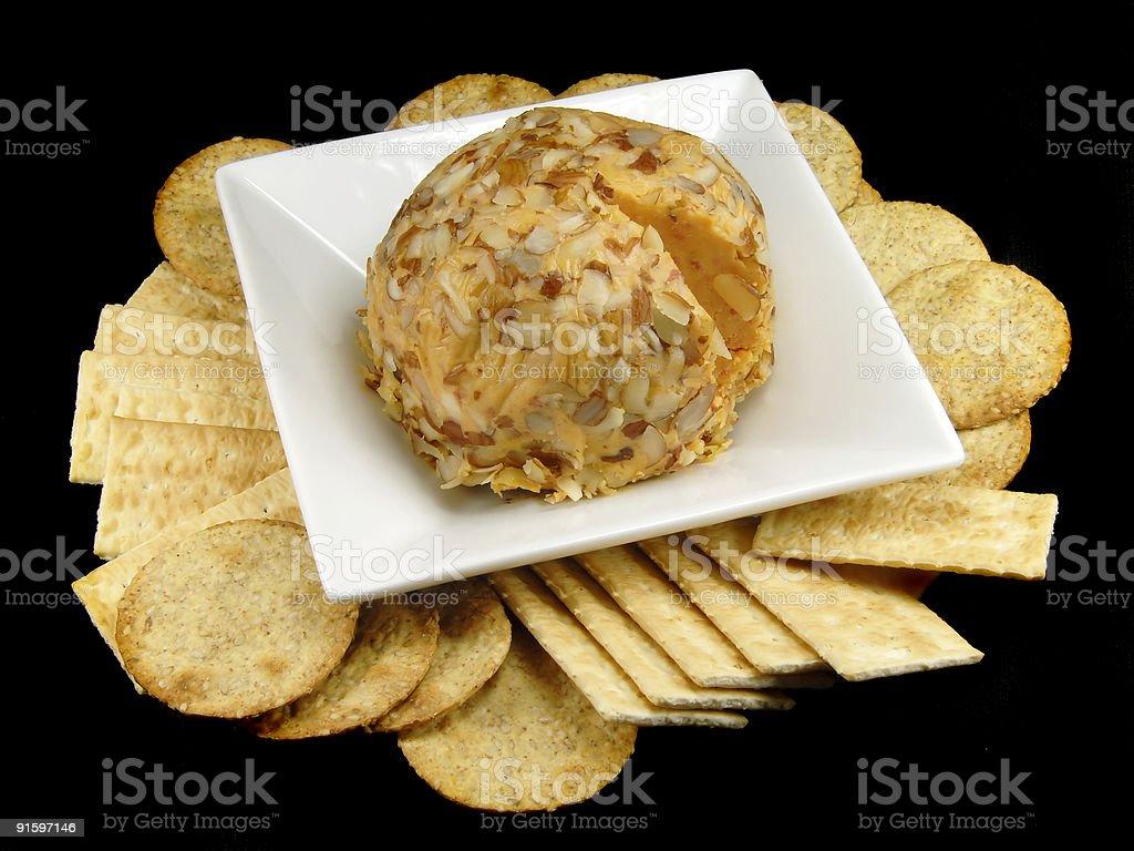 Bola de Queijo e biscoitos - foto de acervo