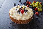 Cheese Cake for Birthday