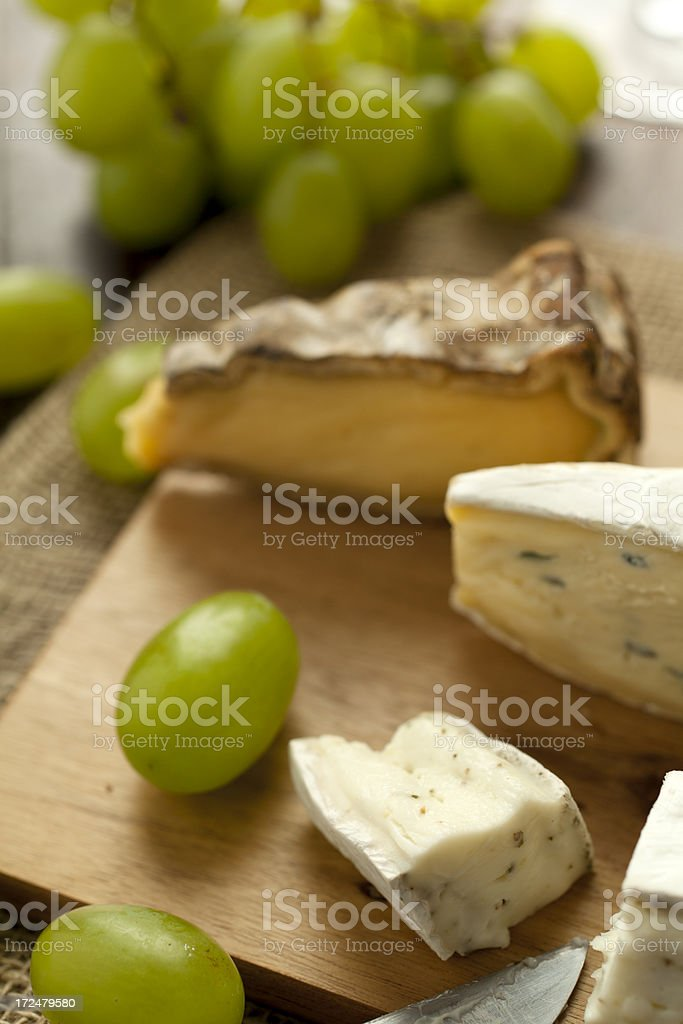 Cheese Close-Up royalty-free stock photo