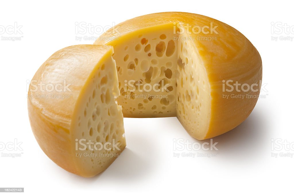 Cheese: Dutch royalty-free stock photo