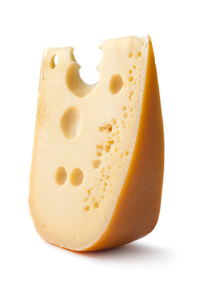 formaggio: emmentaler - emmentaler foto e immagini stock
