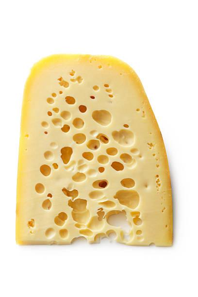 formaggio:  emmenthal formaggio - emmentaler foto e immagini stock