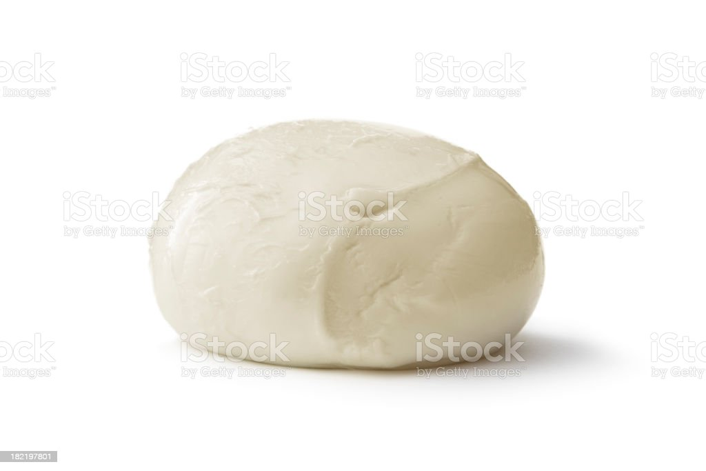 Cheese: Mozzarella stock photo