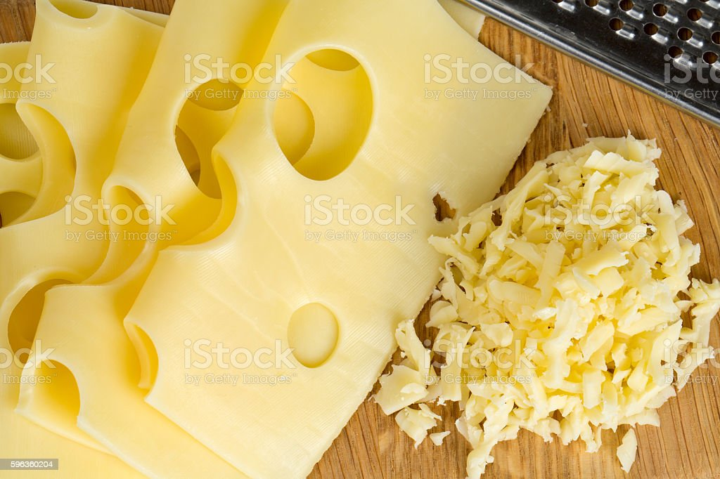 cheese on cutting board royalty-free stock photo