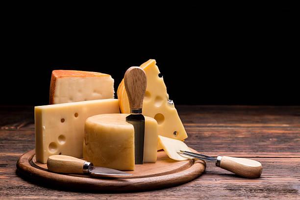 Cheese stock photo