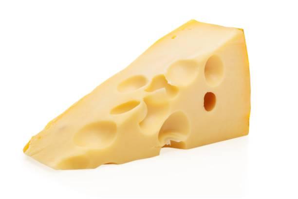 cheese. - emmentaler foto e immagini stock