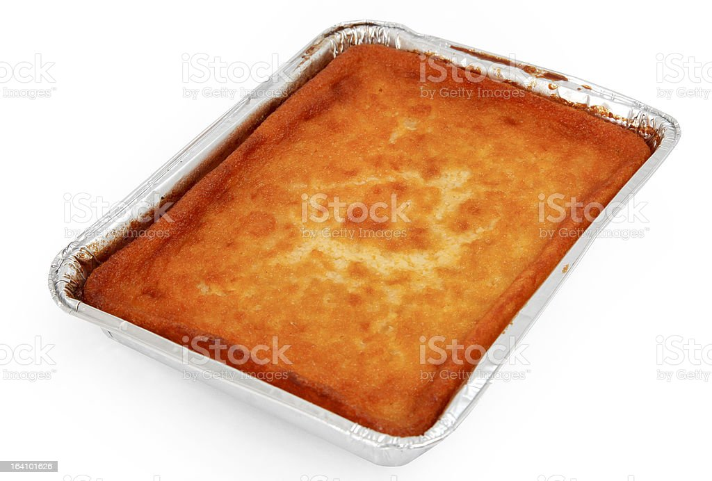 Cheese Pie to the stove royalty-free stock photo