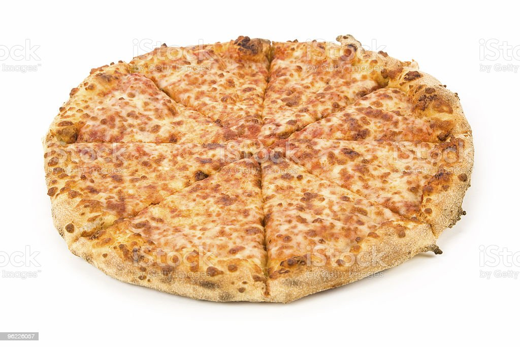 Cheese Pizza royalty-free stock photo