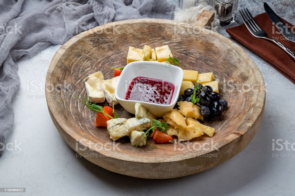Cheese Plate Italian Food Stock Photo Download Image Now Istock