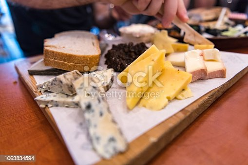 Cheese, Cheese Board, Plate, Cheddar Cheese, Dinner