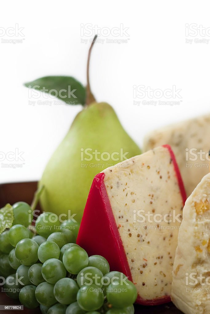 Cheese Tray royalty-free stock photo