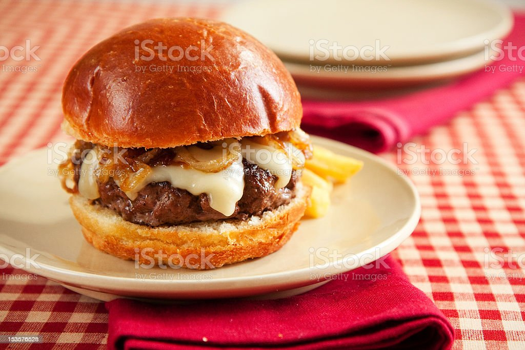 Cheeseburger - Photo