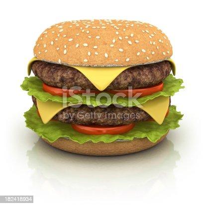 istock cheeseburger 182418934