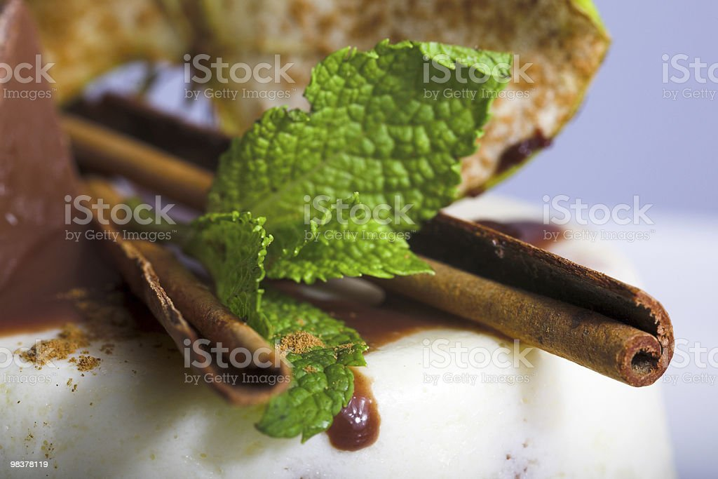 cheesecake royalty-free stock photo
